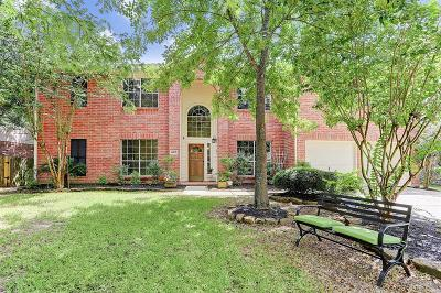 Magnolia Single Family Home For Sale: 6807 Grant Drive
