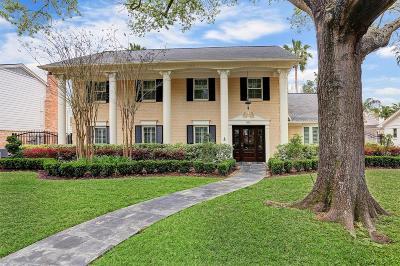 Houston Single Family Home For Sale: 303 Big Hollow Lane