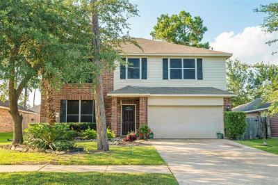 Cypress Single Family Home For Sale: 16114 Horseshoe Hill Court