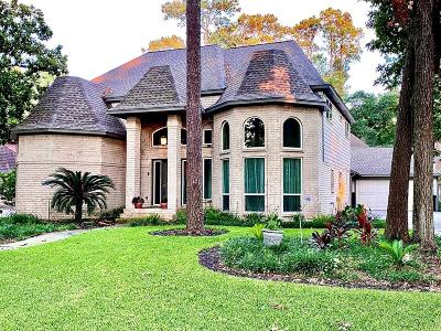 Houston Single Family Home For Sale: 14518 Forest Lodge Drive
