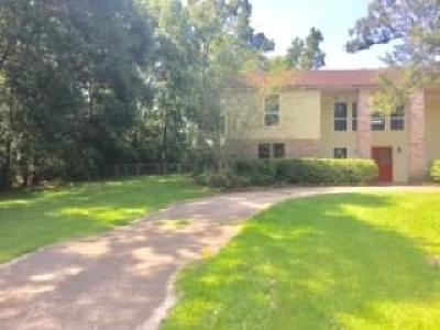 New Caney Single Family Home For Sale: 1802 Athens Drive