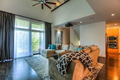Houston Condo/Townhouse For Sale: 2204 Bastrop Street