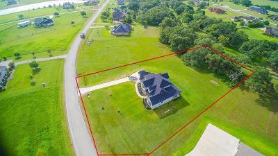 Richmond Single Family Home For Sale: 6611 Brazos Lakes Drive