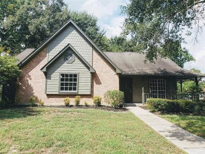 Humble Single Family Home For Sale: 20507 Marblehead Court