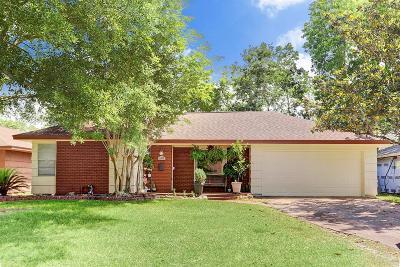 Houston Single Family Home For Sale: 4417 Kinglet Street