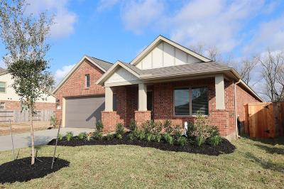 Tomball Single Family Home For Sale: 19214 Red Cascade Court