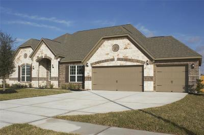 Rosharon Single Family Home For Sale: 2711 Emerald Pines Lane