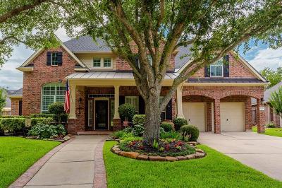 Sugar Land Single Family Home For Sale: 13614 Laurel Terrace Lane