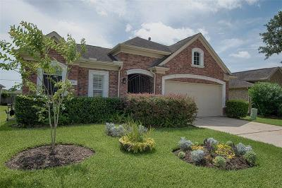 Kemah Single Family Home For Sale: 418 Twin Timbers Lane