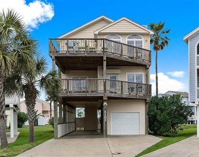Pirates Beach Single Family Home For Sale: 4102 Fiddler Crab Lane