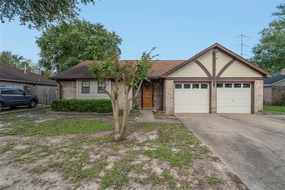 Deer Park Single Family Home For Sale: 2222 Woodcrest Drive