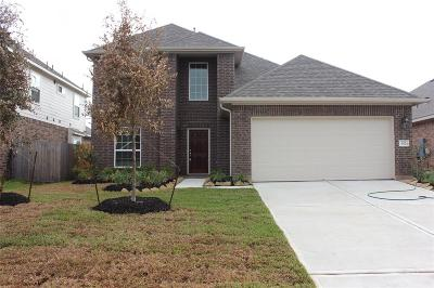 Conroe Single Family Home For Sale: 612 Oak Circle Drive E