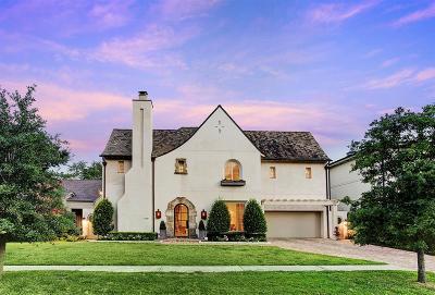 Royden Oaks Single Family Home For Sale: 3713 Locke Lane