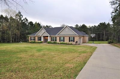 Montgomery Single Family Home For Sale: 15485 Crown Oaks Drive