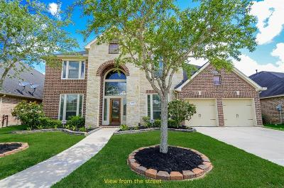 Sugar Land Single Family Home For Sale: 3806 Bending Key Court