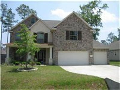 Spring Single Family Home For Sale: 25306 Hideaway Run Drive
