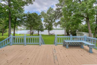 Trinity County Single Family Home For Sale: 187 W Dogwood Road