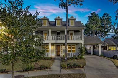 The Woodlands Single Family Home For Sale: 151 Rockwell Park Drive