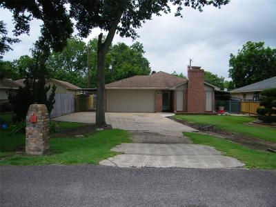 Dickinson Single Family Home For Sale: 4601 40th Street
