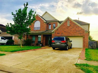 Katy Single Family Home For Sale: 4927 Redwing Brook