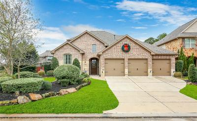 The Woodlands Single Family Home For Sale: 3 Sheephorn Court