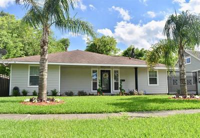 Houston Single Family Home For Sale: 6922 Kernel Street