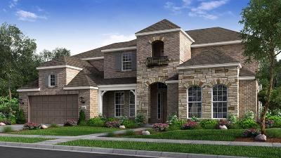 Cypress Single Family Home For Sale: 16727 Cedar Yard