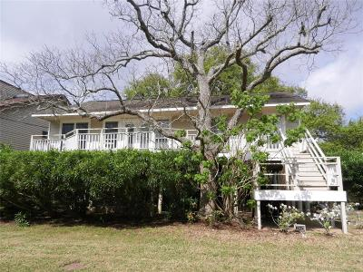 Seabrook Single Family Home For Sale: 2303 Todville Road