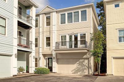 Houston Single Family Home For Sale: 2724 Beauchamp Street
