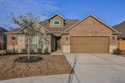 Rosenberg Single Family Home For Sale: 3127 Fairhaven Lane