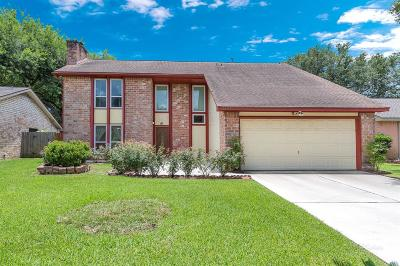 Sugar Land Single Family Home For Sale: 3142 Shawnee Dr