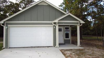 Trinity County Single Family Home For Sale: 92 Westwood Village Drive