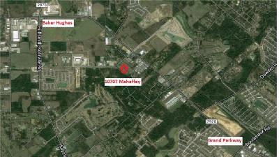 Tomball Residential Lots & Land For Sale: 10715 Mahaffey Road