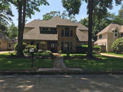 Cypress Single Family Home For Sale: 12931 Lemur Lane