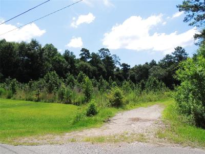 Conroe Residential Lots & Land For Sale: 17037 Cypress Circle