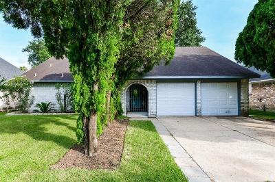 Houston TX Single Family Home For Sale: $173,000