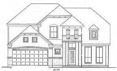 Rosenberg Single Family Home For Sale: 1802 Buttonwood Trail