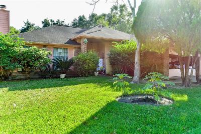 League City Single Family Home For Sale: 2121 Castle Drive