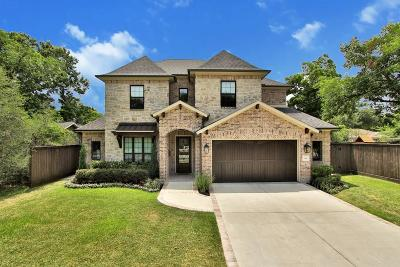 Houston Single Family Home For Sale: 1957 Ridgemore Drive