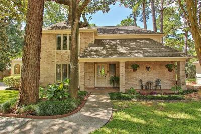 Cypress Single Family Home For Sale: 12922 Glenyork Court