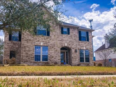 Spring Single Family Home For Sale: 4603 Countrycrossing Drive
