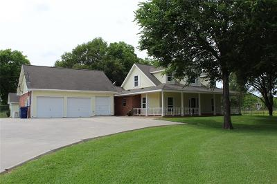 Texas City Single Family Home For Sale: 8201 Depalermo Road