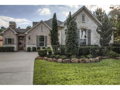 The Woodlands Single Family Home For Sale: 35 Chase Mills Place