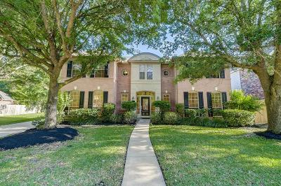 Katy Single Family Home For Sale: 22111 Mission Hills Lane