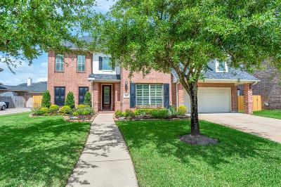 Katy Single Family Home For Sale: 5811 Calico Crossing Lane