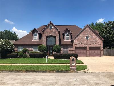 Baytown Single Family Home For Sale: 4435 Green Tee Drive