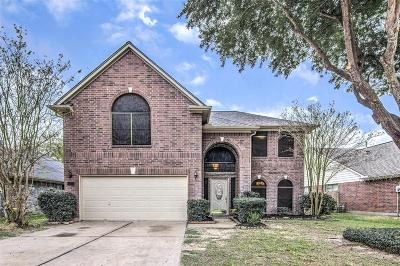 Katy Single Family Home For Sale: 6334 Pleasant Stream Drive