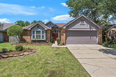Pearland Single Family Home For Sale: 818 Maple Branch Lane