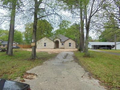 Porter Single Family Home For Sale: 20352 Lakeside Drive