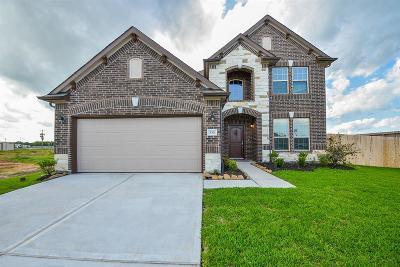 La Marque Single Family Home For Sale: 530 Rosebank Trail Lane